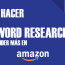 Encuentra las Palabras Clave para tus Productos en Amazon