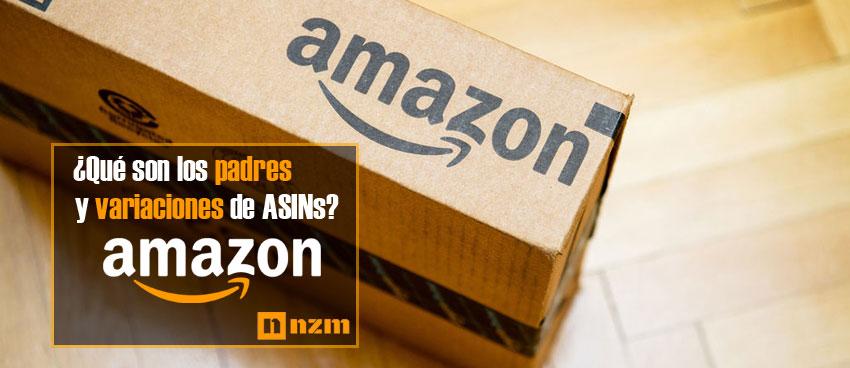 ¿Qué son las variaciones de ASINs en Amazon?