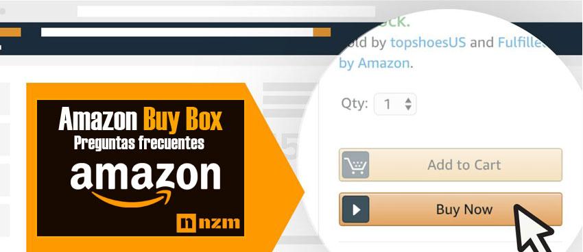 ¿Qué es la Buy box en Amazon? Preguntas Frecuentes