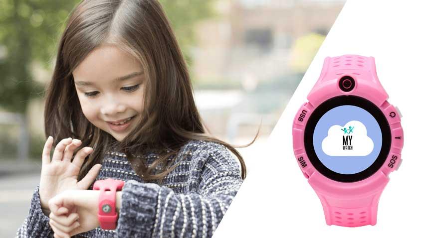 Nuevos Relojes GPS para Niños