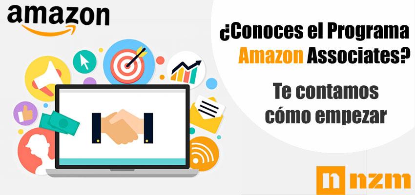 ¿Qué es el Programa de Amazon Associates?