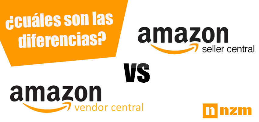 ¿Que diferencia hay entre Seller y Vendor en Amazon?