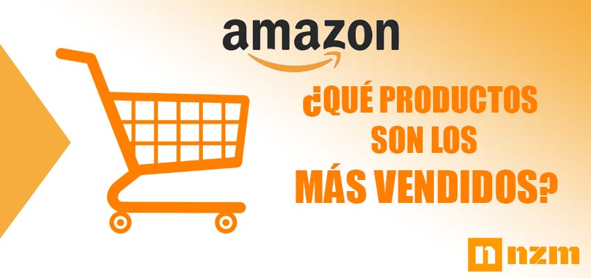 productos mas vendidos en amazon