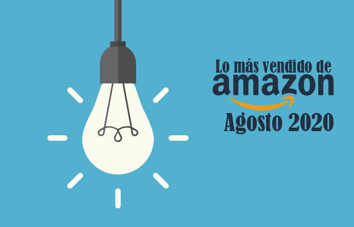 Lo Más Vendido de Amazon | Agosto 2020
