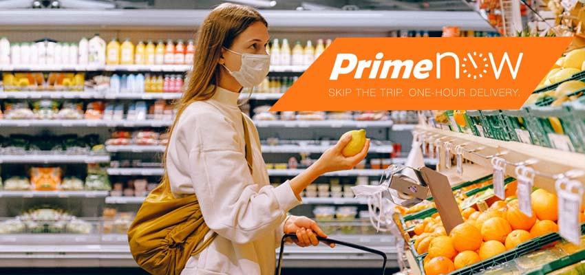 ¿Qué es Prime Now?