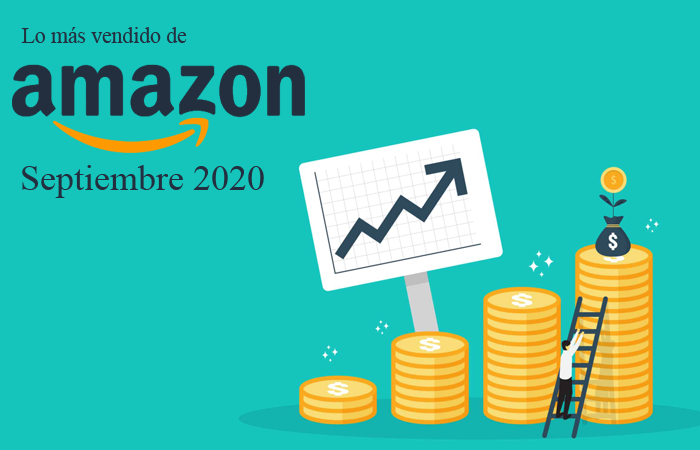 mas vendido amazon