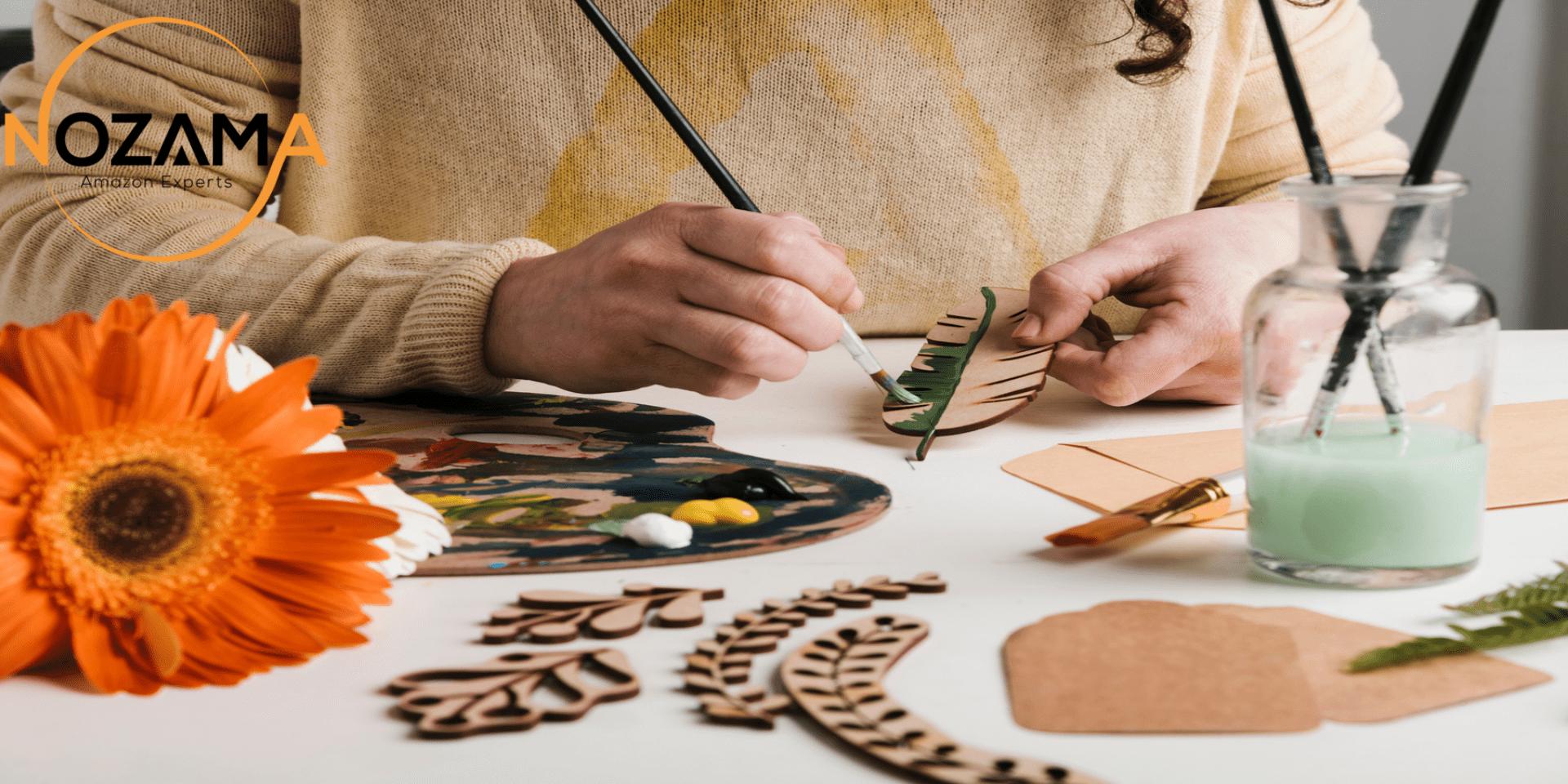 ¿Qué es Amazon Handmade?