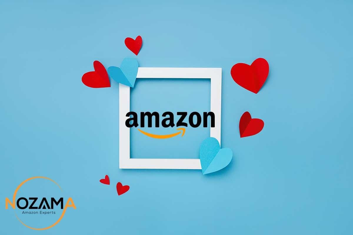 5 consejos para vender en San Valentín en Amazon