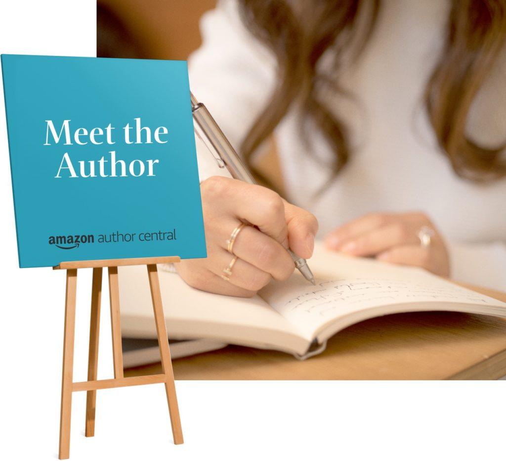 ¿Qué son las Páginas de Autor de Amazon?