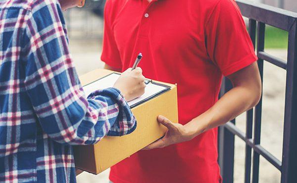 Envíos y logística Amazon