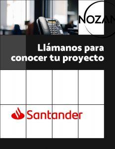Clientes Santander