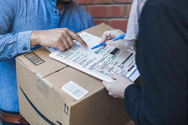 Amazon gestión cuentas Vendor