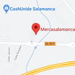 Mapa Nozama Salamanca