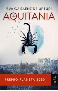 Libro Aquitania de Eva García