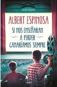 Libro de Albert Espinosa