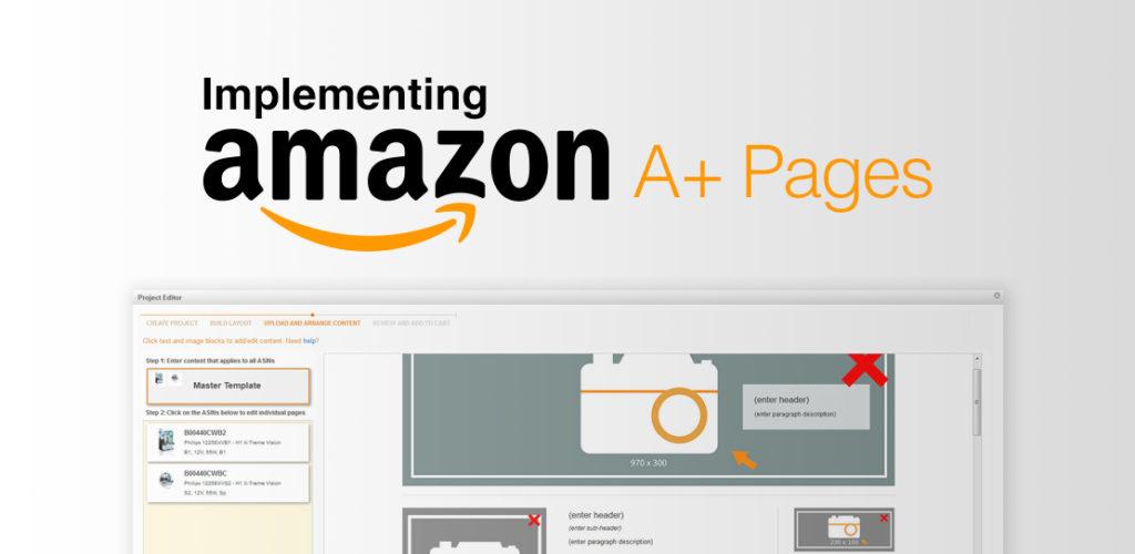 Contenido A+ en Amazon