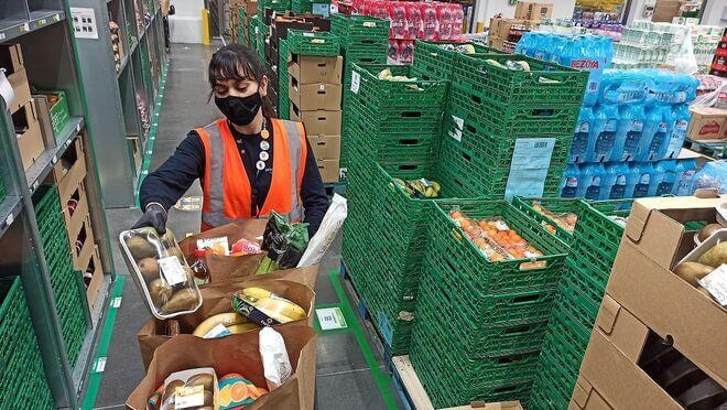 Amazon y Dia amplían su supermercado online
