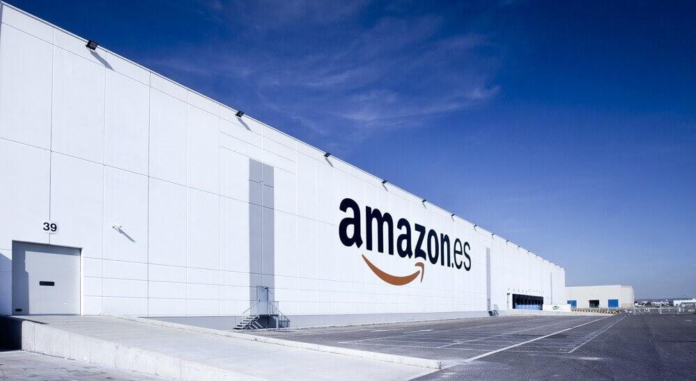 Nuevo centro logístico de Amazon en Zaragoza