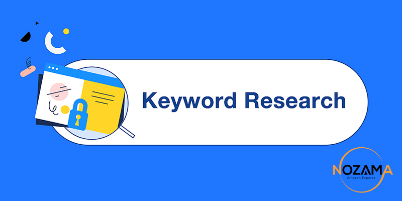 keyword research amazon