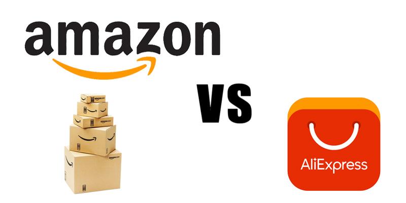 Amazon vs AliExpress