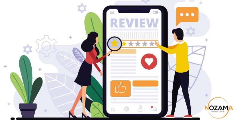 Responder a valoraciones negativas en Amazon